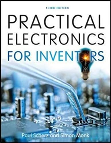 Book Practical Electronics for Inventors, Third Edition