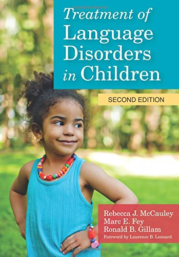 Treatment of Language Disorders in Children (CLI) (Best Pathologists In The Us)