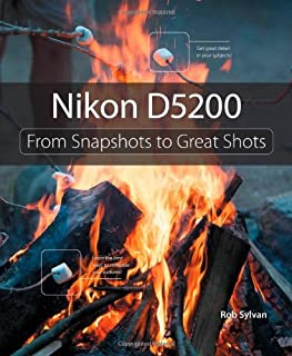Nikon D5200: From Snapshots to Great Shots (0321913124) | Amazon price tracker / tracking, Amazon price history charts, Amazon price watches, Amazon price drop alerts