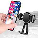 Cell Phone Holder For Car, Facoon Universal Gravity Car Air Vent Mount Holder Cradle for iPhone X 8 8 Plus 7 7 Plus SE 6s 6 Plus 6 5s 5 4s 4 Samsung Galaxy S6 S5 S4 LG Nexus Sony Nokia and More
