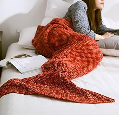 Sirena | techo | Forro Polar | sofá techo | Saco de dormir | Mermaid | Precio en el palo®: Amazon.es: Hogar
