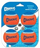 Chuckit! Tennis Balls, Medium, 4 Balls