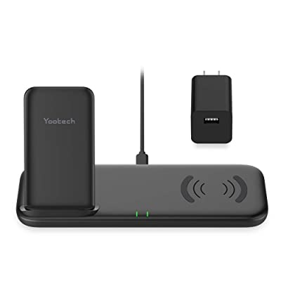 Yootech Dual Fast Wireless Charger
