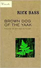 Brown Dog of the Yaak: Essays on Art and Activism