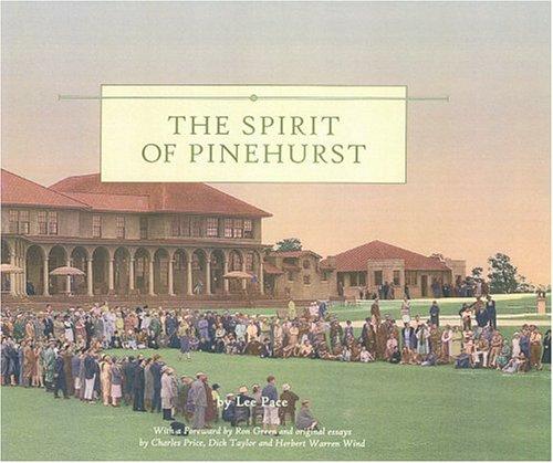 Read Online The Spirit of Pinehurst pdf