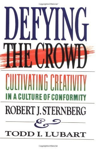 Defying the Crowd: Simple Solutions to the Most Common Relationship Problems by Sternberg, Robert J., Lubart, Todd I. (January 15, 2002) Paperback