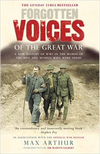 Voices from the Great War