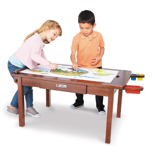 Imaginarium LEGO Creativity Table - Espresso: Amazon.ca: Electronics