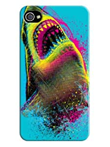 Custom New Style Fashionable TPU Cellphone Protector Cover Case for iphone 4,4s