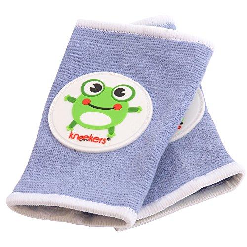 Ah Goo Baby Kneekers Baby Knee Pads for Crawling, Unisex,...