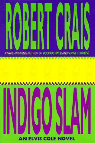 Signed Robert Woods - Indigo Slam: An Elvis Cole Novel (Elvis Cole Novels)