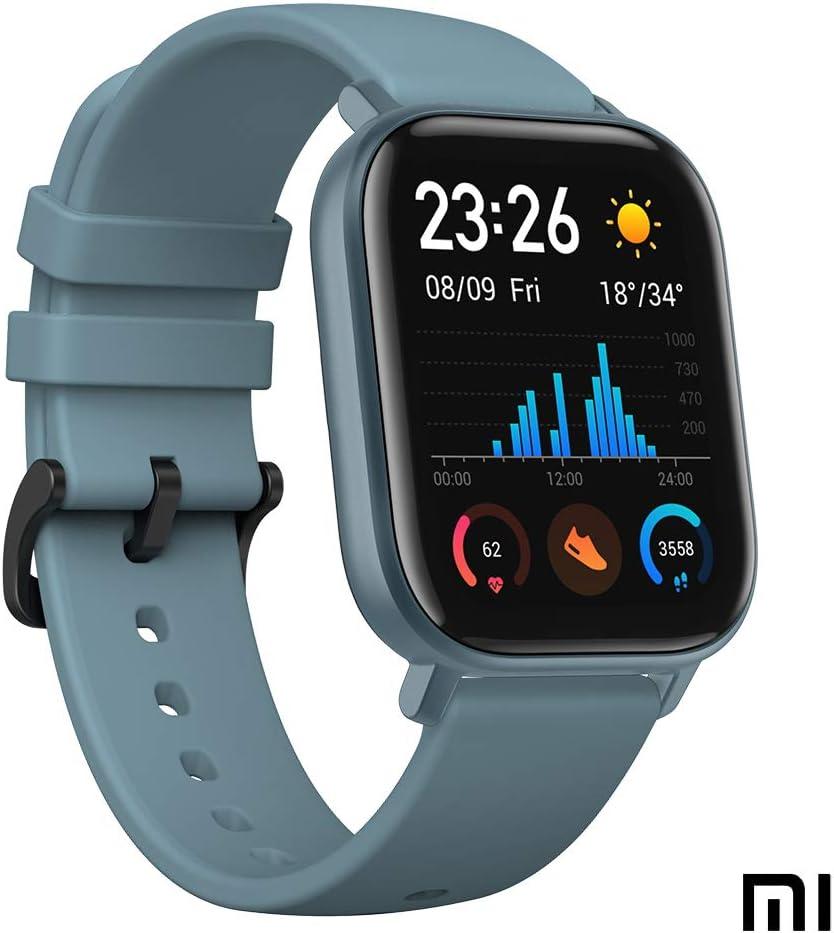 Xiaomi Amazfit GTS Reloj Smartwacht Deportivo   14 días Batería ...