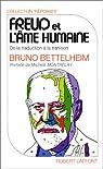 Freud et l'âme humaine : De la traduction à la trahison par Bettelheim