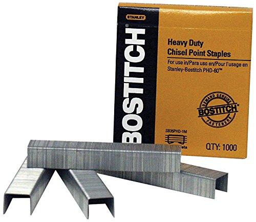 Bostitch SB35PHD1M Heavy Duty Chisel Point Staples