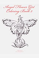 Angel Flower Girl Coloring Book 2 (Volume 2)