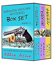 Miranda Vaughn Mysteries Boxed Set (Books 1-3)