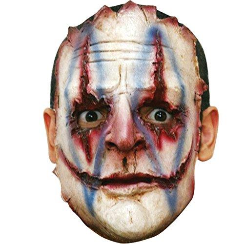 Halloween Serial Killer Mask (Serial Killer Clown Mask - ST)