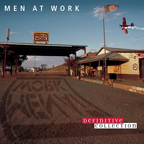 Definitive Collection Men At Work