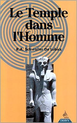 Download LE TEMPLE DANS L'HOMME pdf, epub ebook