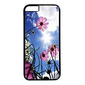 Beautiful Day Custom Back Phone Case for iphone 6 4.7 PC Material Black -1218222