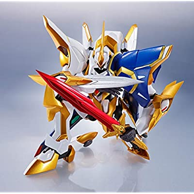 Bandai Robot Soul Side KMF Lancelot siN Code Geass Wiederbelebung von Lelouch: Toys & Games