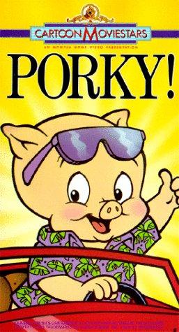 Porky! [VHS]