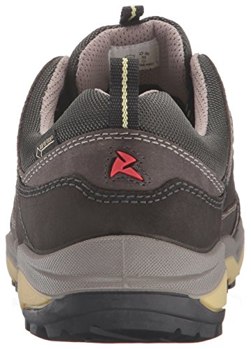 ECCO Women's Ulterra Lo GTX Hiking, Dark Shadow/Popcorn, 40 EU/9-9.5 M US by ECCO (Image #2)