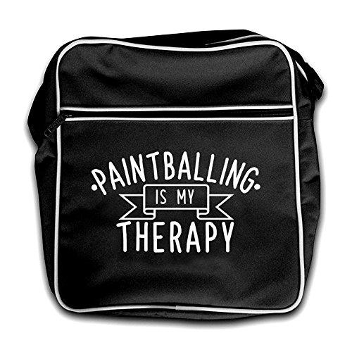 Bolsa Retro Paintball Negro Viaje Es Rojo Mi Terapia De ZnwCTPqw