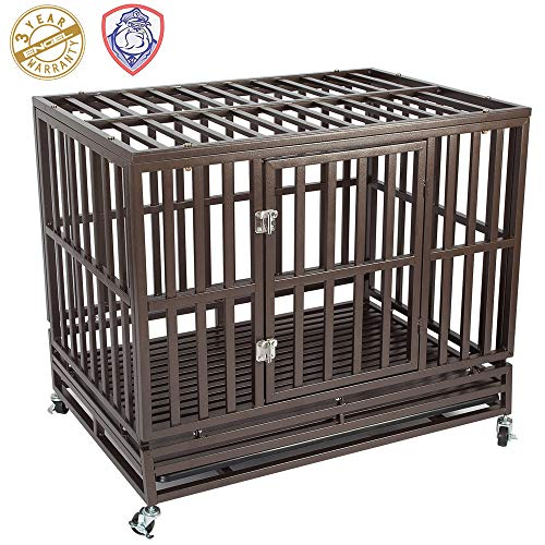 Haige Pet Heavy Duty Dog Cage