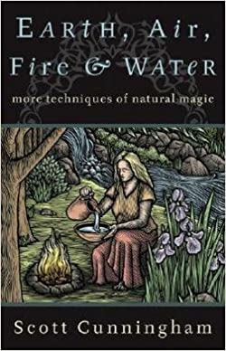 Image result for Earth Air Fire Water by Scott Cunningham