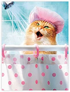 product image for Ceaco Avanti Shower Cat Puzzle (300 Piece)