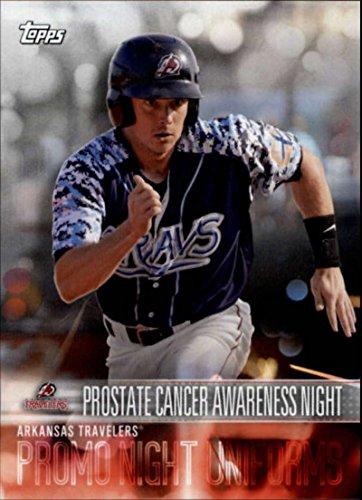 2018 Topps Pro Debut Minor League Baseball Trading Card Promo Night Uniforms #PN-PCN Arkansas Travelers Arkansas Travele