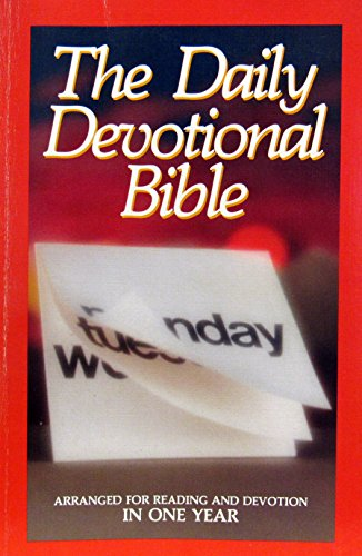 Daily Devotional: KJV With Daily Devotions : Containing the Complete Bible Arranged for Reading and Devotion in One Year