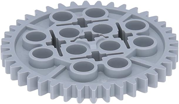 1x Lego® Technic Zahnrad 24 Zähne 3648 hellgrau Technik 4211565