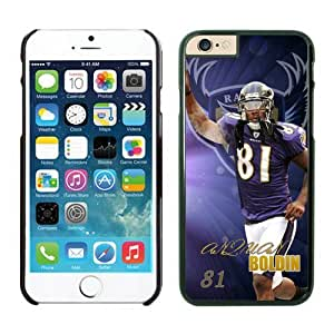 NFL Baltimore Ravens Anquan Boldin iPhone 6 Cases 01 Black 4.7 Inches NFLIphoneCases13557