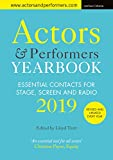Best Theatre Yearbooks - Actors and Performers Yearbook 2019: Essential Contacts Review