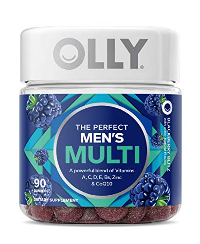🥇 OLLY The Perfect Mens Gummy Multivitamin