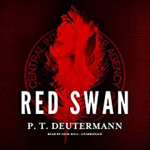 Red Swan Audiobook by P. T. Deutermann Narrated by Dick Hill