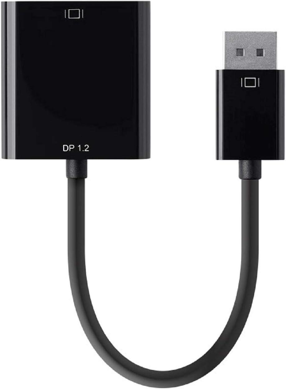 112784 Black Monoprice DisplayPort 1.2a to DVI Active Adapter