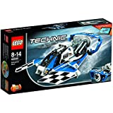 LEGO - 42045 - Technic -  Jeu de construction - L'hydravion de Course
