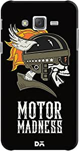 DailyObjects Motor Madness Case For Samsung Galaxy J7