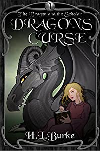 Dragon's Curse by H. L. Burke ebook deal