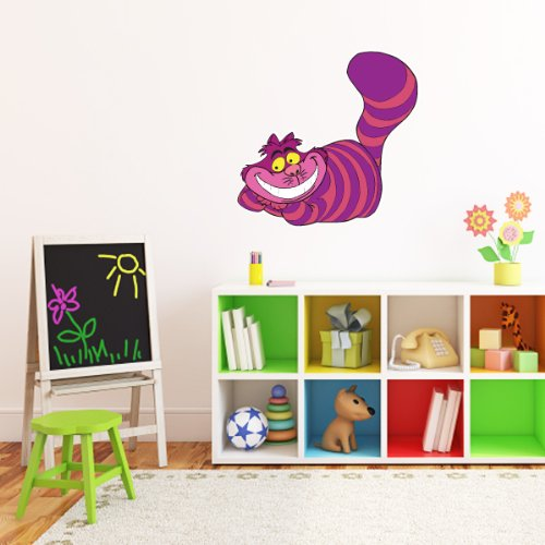 Amazoncom Alice in Wonderland Cheshire Cat Wall Graphic Decal