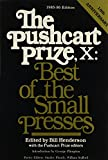 Image of The Pushcart Prize (Pushcart Prize: Best of the Small Presses (Hardcover))