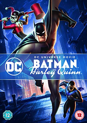 Amazon.com: Batman And Harley Quinn [DVD] [2017]: Sam Liu ...