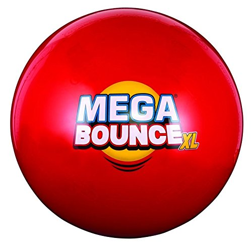 Duncan Toys Mega Bounce Ball Toy, X-Large, Blue/Red by Duncan