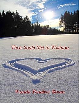 Their Souls Met in Wishton by [Bevan, Wanda Penalver]