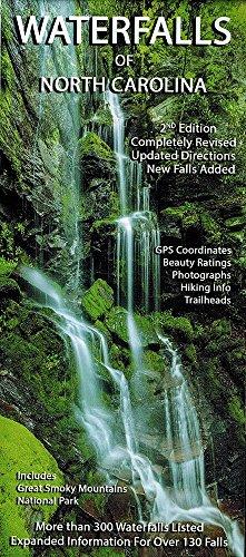 Waterfalls of North Carolina (revised 2016)