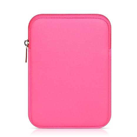 JIA Kindle Cover Ebook Paperwhite Bag Sección delgada,rojo,Un ...