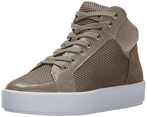 Nine West Women's Verona Fabric Fashion Sneaker, Grey/Multi, 42 B(M) EU/9 B(M) UK
